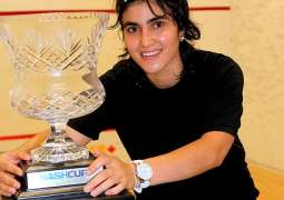 Squash player Maria Toor vows to establish sports fund for under privileged youth