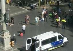 سپین: گڈی راہ جاندے بندیاں تے چڑھ گئی، کئی بندے زخمی، میٹرو ٹرین بند
