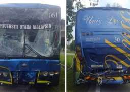 SEA Games: Myanmar squash players pull out after bus crash