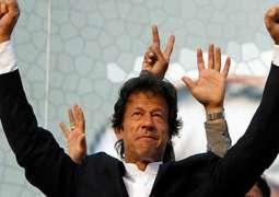 امریکا یاد رکھے پاکستانی حکومت، فوج تے قوم اکٹھی اے: عمران خان