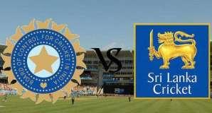 سری لنکا و بھارت نا نیام اٹ چارمیکو ون ڈے کرکٹ میچ (پگہ ) پنچ شنبے نا دے گوازی کننگک بھارت ءِ سیریز اٹی میزبان ٹیم نا برخلاف 3-0 نا فیصلہ کن برتری دوئی