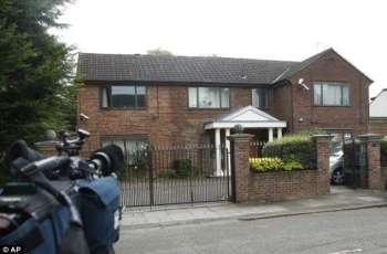 لندن: الطاف حسین دے گھر مبینہ حملا