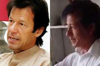 پی ٹی آئی چیئرمین عمران خان دے چینی ہم شکل دی سوشل میڈیا اُتے دھم