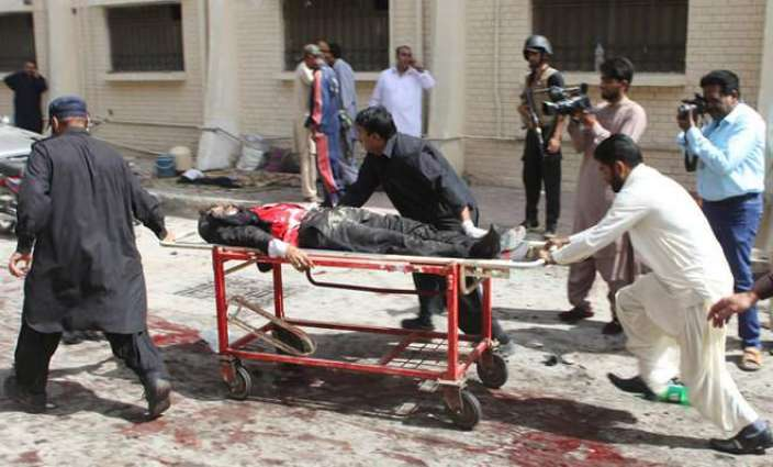 At least 15 die, 25 injured in Quetta attack
