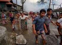 بنگلا دیش: 20ہزار بندیاں دی روہنگیا مسلماناں دے حق وچ ریلی