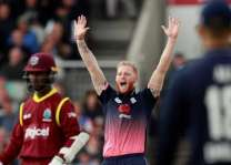 Cricket: England v West Indies 1st ODI scoreboard