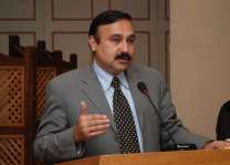 Govt working to eliminate terrorism: Tariq
