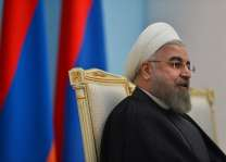 وزیراعظم شاہد خاقان عباسی نا ایرانی صدر محمد حسن روحانی تون اوڑدہی تین پہ تینی کمکاری ءِ پین سوگو جوڑ کننگ، علاقائی امن و سوگوی آ ہیت وگپ
