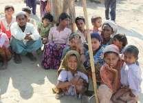 میانمار نا حکومت روہنگیا نا مسلمان تا برخلاف فوجی کارروائی تے دمدستی وڑاٹ بند کے،سیکرٹری جنرل اقوام متحدہ