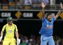 Cricket: India v Australia 2nd ODI scoreboard