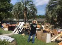 UAE donates 10 mln USD to victims of hurricane in Florida