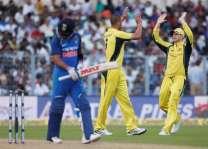 Cricket: Australia bowlers keep India in check after Kohli bash