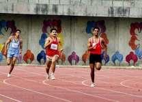 Multan athletic team trials held at divisional sports ground