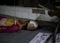 Bangladesh treats thousands for bullet, machete, landmine wounds