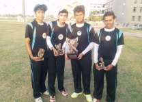 IMSB Jhang Syedan win WAPDA T-12 Cricket tournament