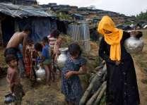 میانمار توں جان بچا تے بنگلہ دیش آونڑ آلے روہنگیا مسلماناںدی تعداد 4 لکھ 80 ہزارتھی گی، اقوام متحدہ