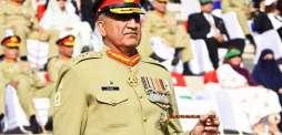 المفوض السامي البريطاني لدى باكستان يلتقي مع رئيس أركان الجيش الباكستاني