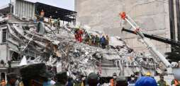 Mexico extends search for quake survivors