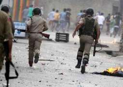 Indian troops martyr two youth in occupied Kashmir