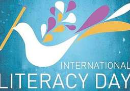 Walk held to commemorate World Literacy Day