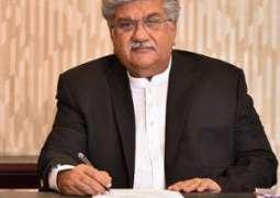 ایم ڈی خیبر بنک نے اپنی برطرفی نوں پشاور ہائی کورٹ وچ چیلنج کر دتا