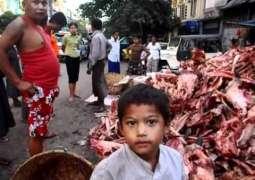 باكستان تستدعى سفير ميانمار للاحتجاج على العنف ضد مسلمى الروهينجا