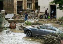 At least eight die in Italy floods: rescuers