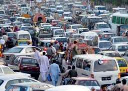 RPO directs to ease traffic on Murree Road