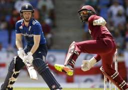 Cricket: West Indies bat against England in delayed 1st ODI