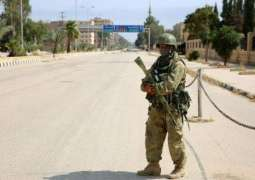 Russia accuses US-backed rebels of hindering Syria IS fight