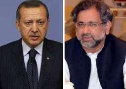 Pakistan Turkey for early finalization of FTA