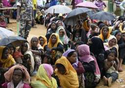 UN boosting aid for Rohingya refugees as their number grows to over 400,000