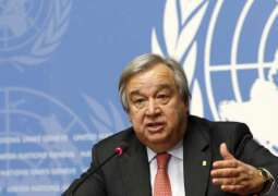 UN chief urges Myanmar to halt military campaign against Rohingya