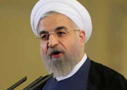 Rouhani says fresh nuclear talks with US would be 'waste of time'