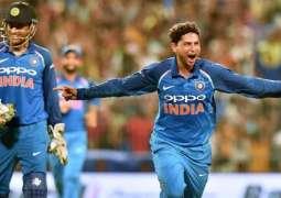 Cricket: Yadav hat-trick gives India big win in 2nd ODI
