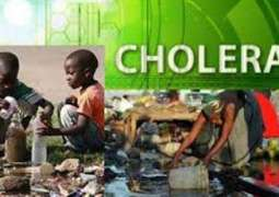 Over 50 people have died in Chad cholera outbreak