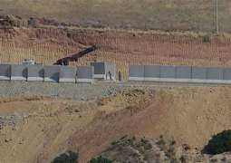 Turkey-Syria border wall to be completed by end of September