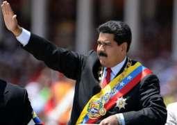Venezuelan President brings aid to Cuba after Hurricane Irma