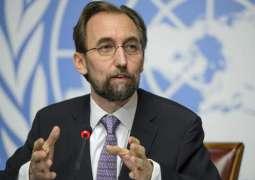 UN rights chief calls torture during interrogations 'counterproductive'