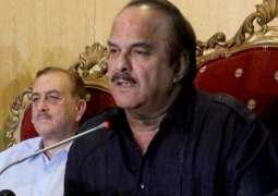 خواجا آصف دے بیان پاکستان نال غداری دے برابر نیں: نعیم الحق