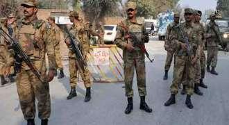 محرم الحرام :لاہور پولیس نے سکیورٹی پلان تیارکر لیا' پاک فوج دیاں خدمتاں وی لِتیاں جان گیاں