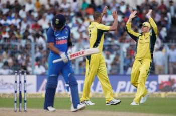 Cricket: Australia bowlers keep India in check after Kohli bash