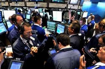 US stocks retreat from records