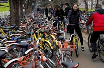 Chinese bike-sharing company ofo to enter 4 more countries