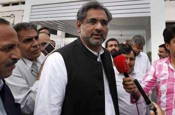 پاکستان اقوام متحدہ دے امن دستے اچ دنیا دا ساریں توں وڈا شراکت دار ہے ، وزیراعظم شاہدخاقان عباسی