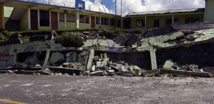 باكستان تعزي مع المكسيك في ضحايا زلزال