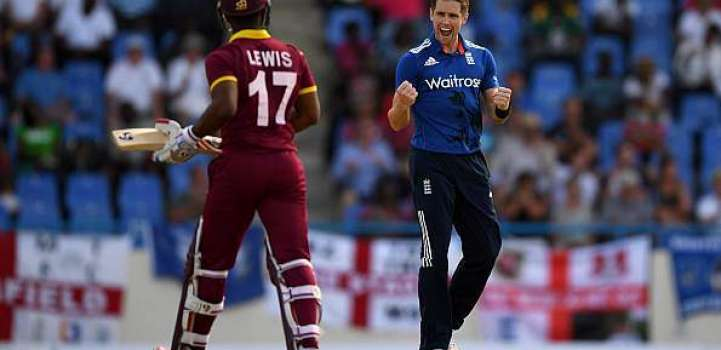 Cricket: Holder gives Windies hope in delayed England ODI opener