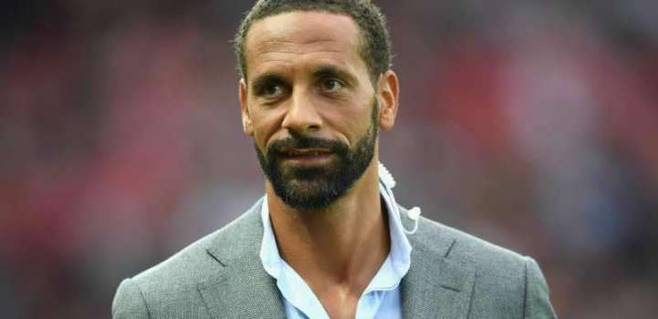 Football: Rio Ferdinand launches boxing career