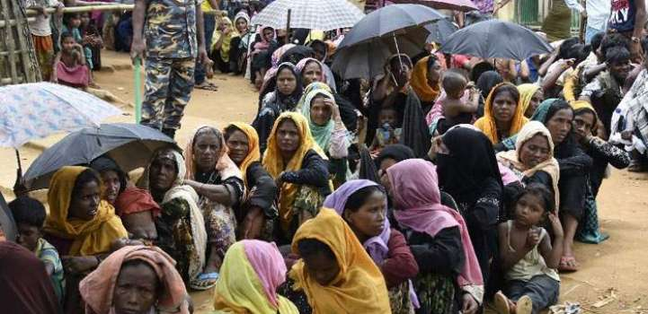 UN boosting aid for Rohingya refugees as their number grows to ov ..