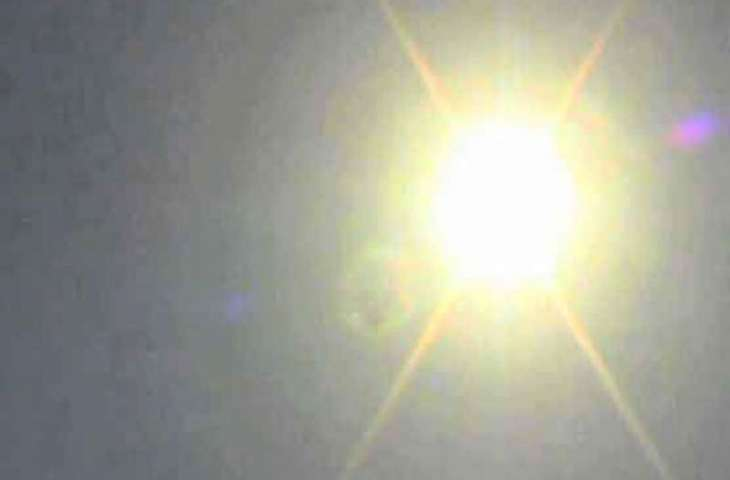 Hot & dry weather to continue
